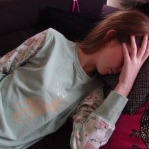Pyjama's Party pour me loulous - Cousin's Jim (Ottobre 1/2015) en jersey et customisation au flex