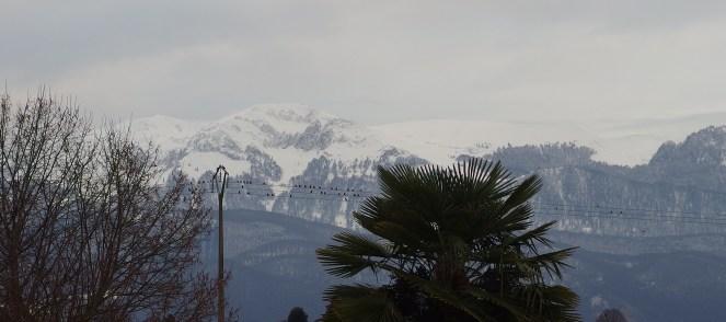 Mes douces montagnes enneigées...
