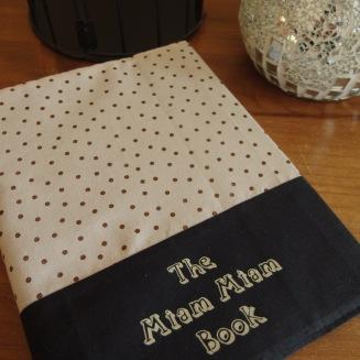 The Miam Miam Book - Fini les pannes d'idées REPAS, Merci Mémoniak et ton fabuleux ON FAIT QUOI POUR LE DINER ?