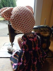 May-Li, le koala !!! Coup de coeur de L'univers en couture de la petite cabane de Mavada...