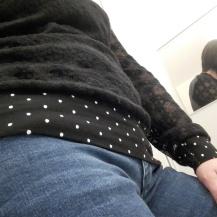 Opération chute # 3 - Une veste et un petit pull sympa 100% Chute !!! Merci Driessenstoffen ;-)